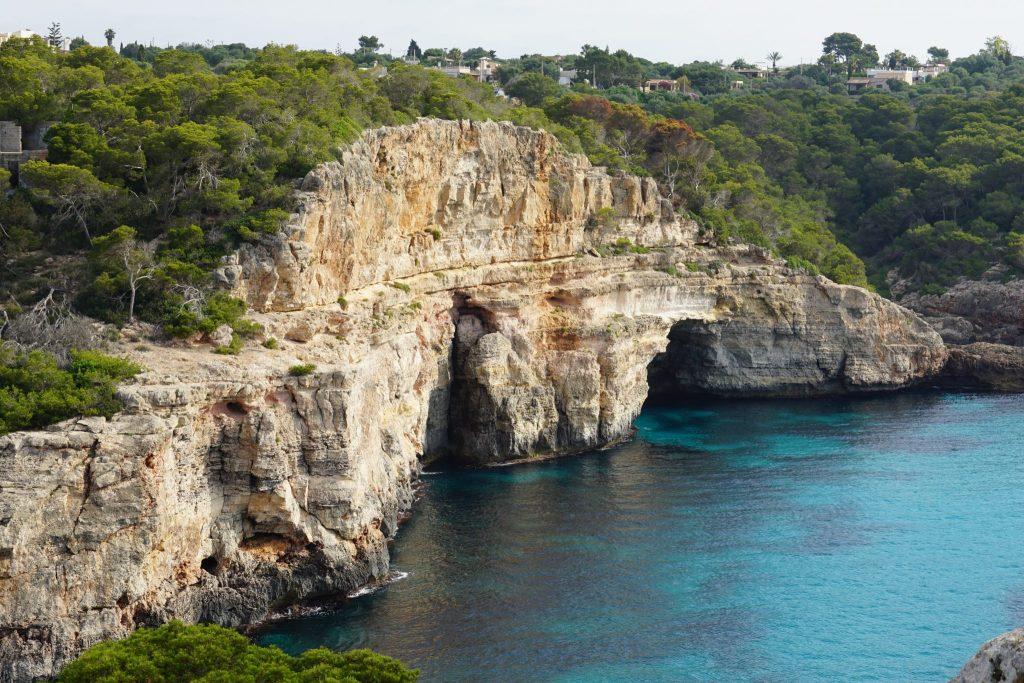Cuevas acuáticas de Santanyi