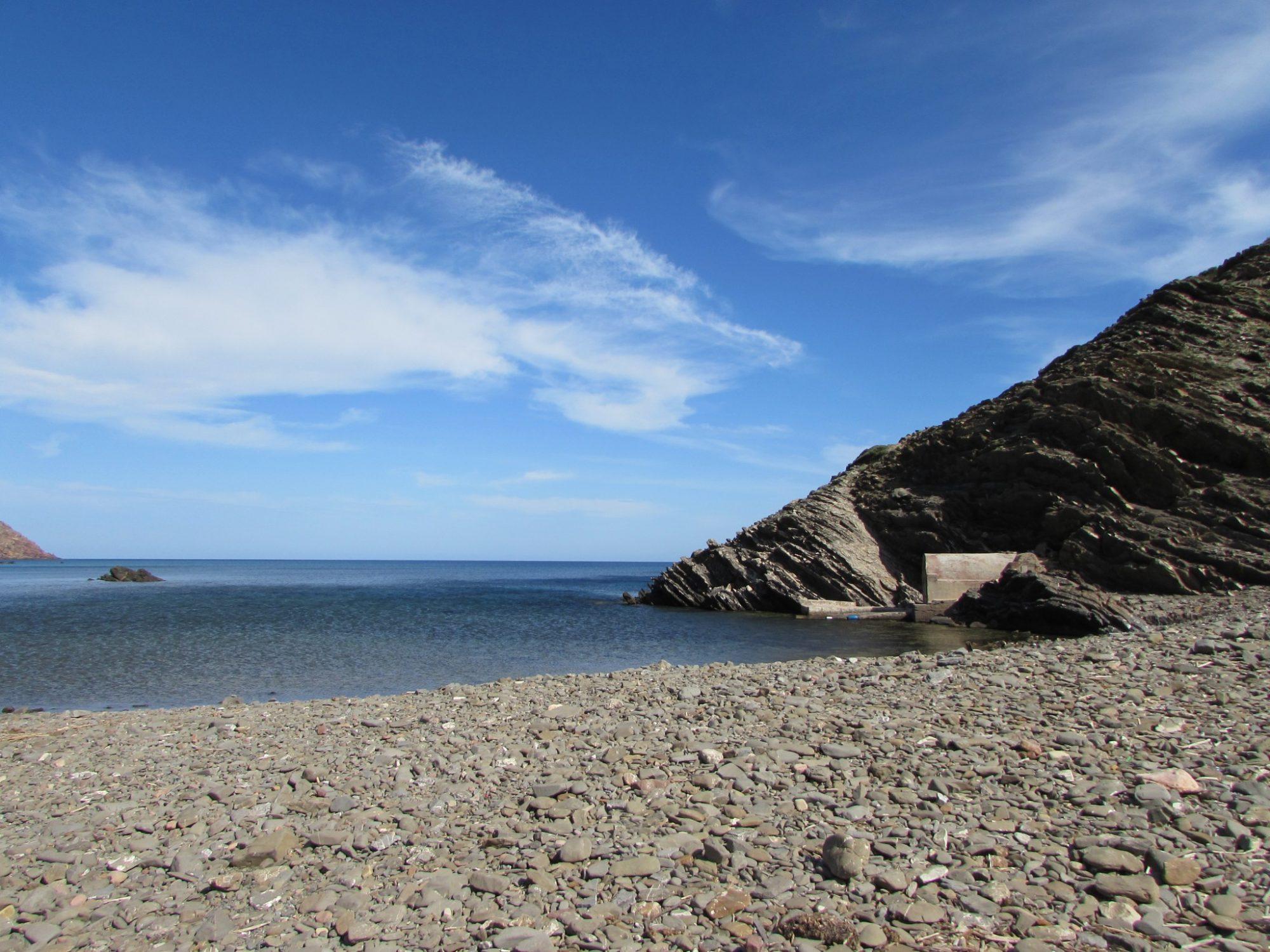 Cala dels Alocs, Menorca