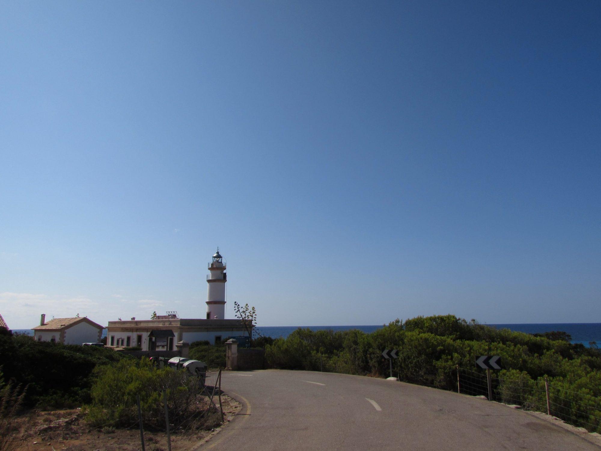 Faro del Cap de Ses Salines