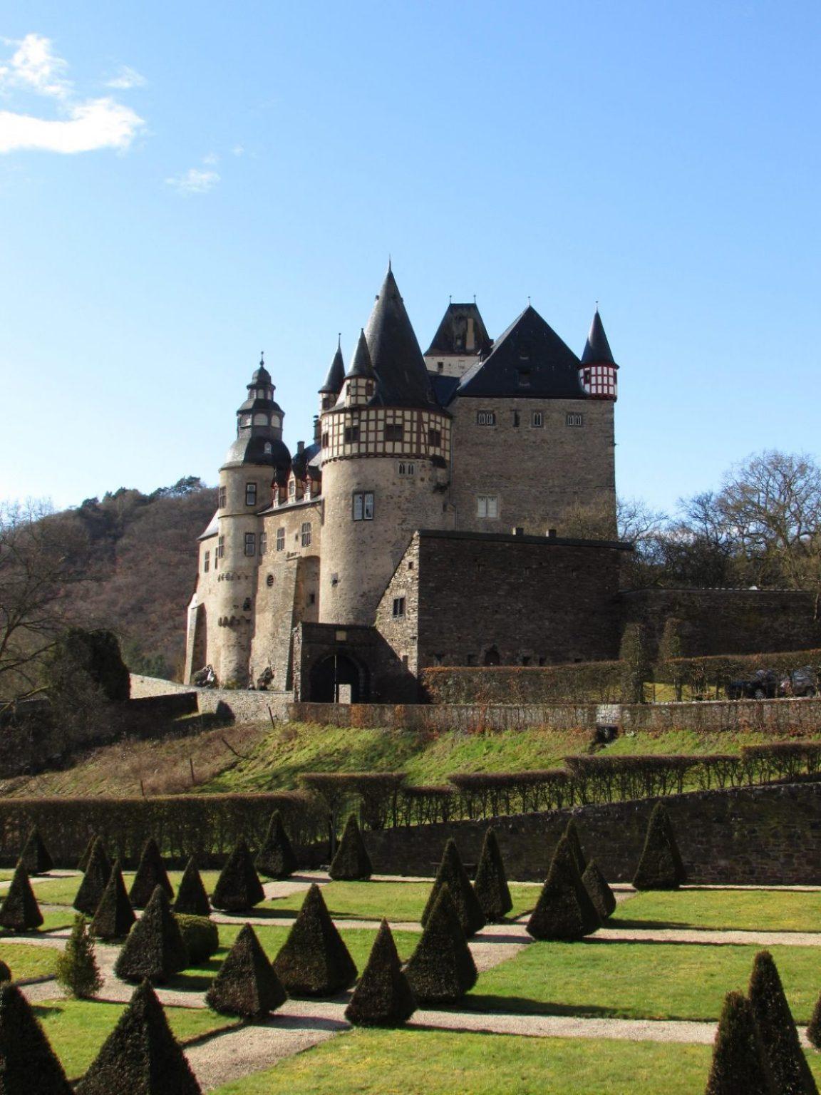 castillo de bürresheim