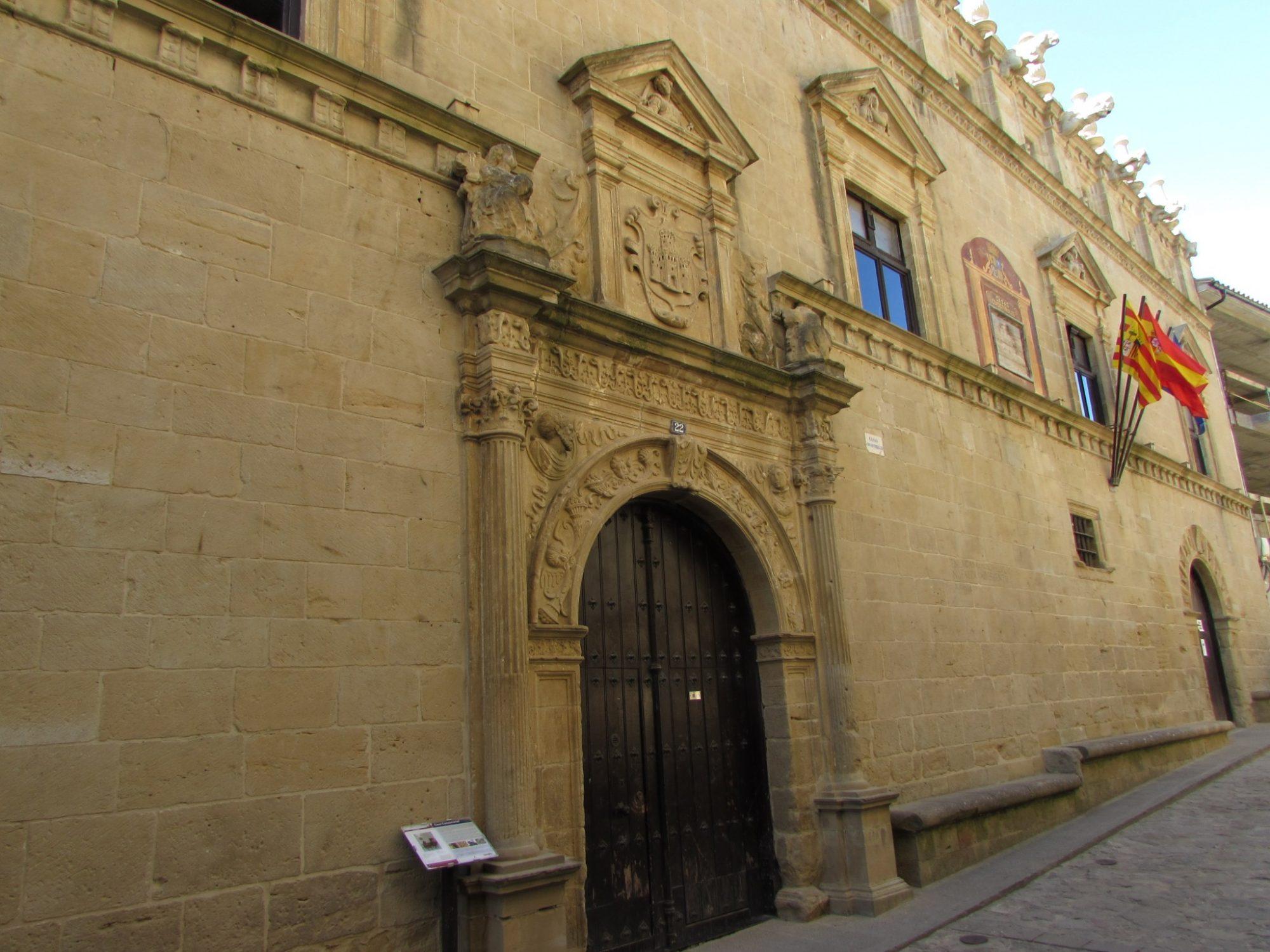 Casa Consistorial Uncastillo