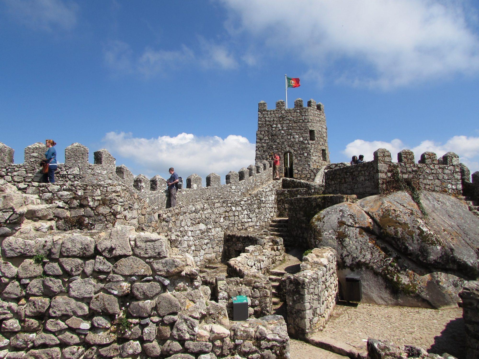 castelo dos mouros fortaleza