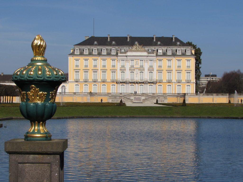 Jardines del Palacio de Augustusburg