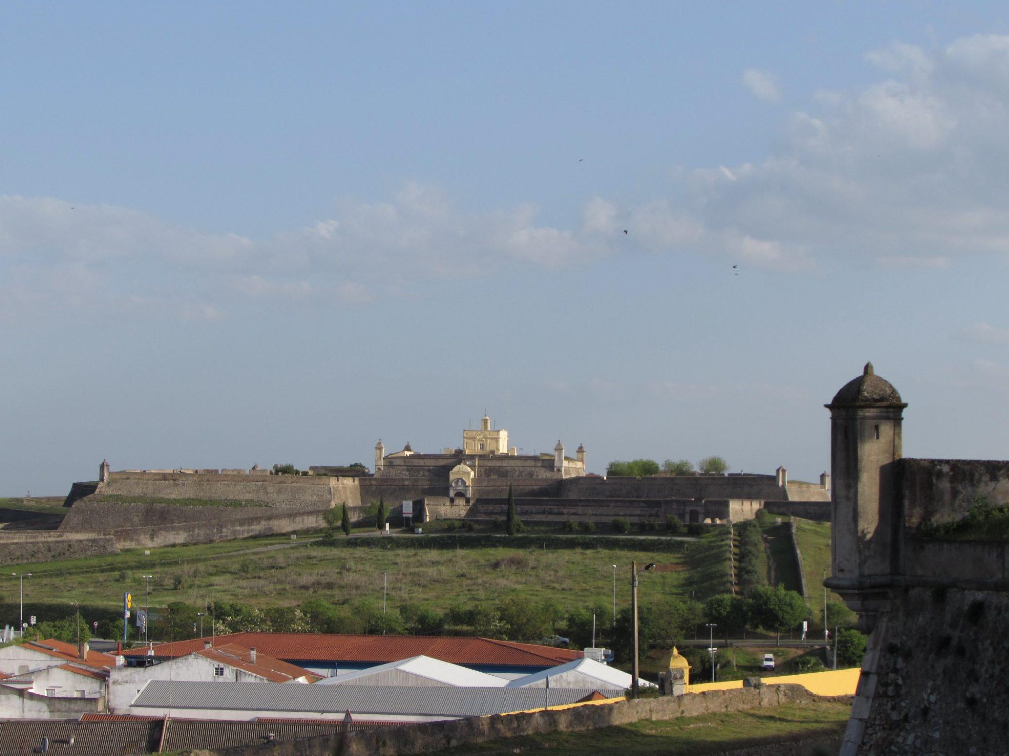 Fuerte de Santa Luzia, Elvas