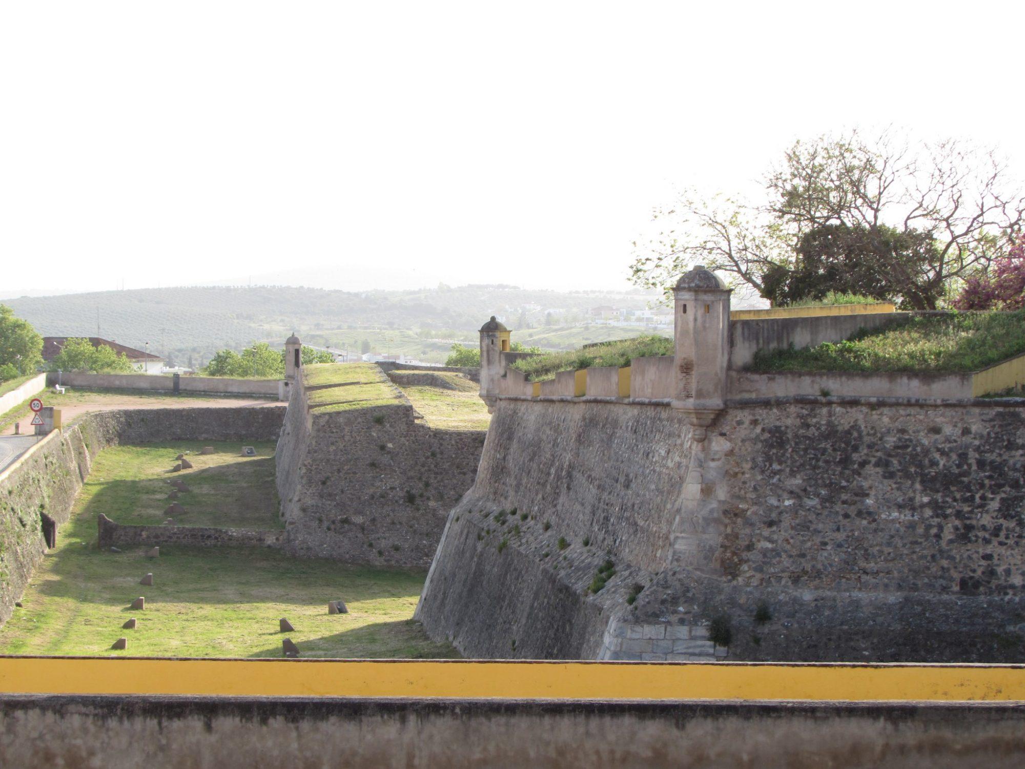 Murallas de Elvas
