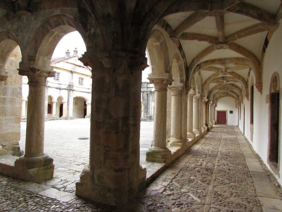 Claustro de la Hospedería del Convento de Cristo, Tomar