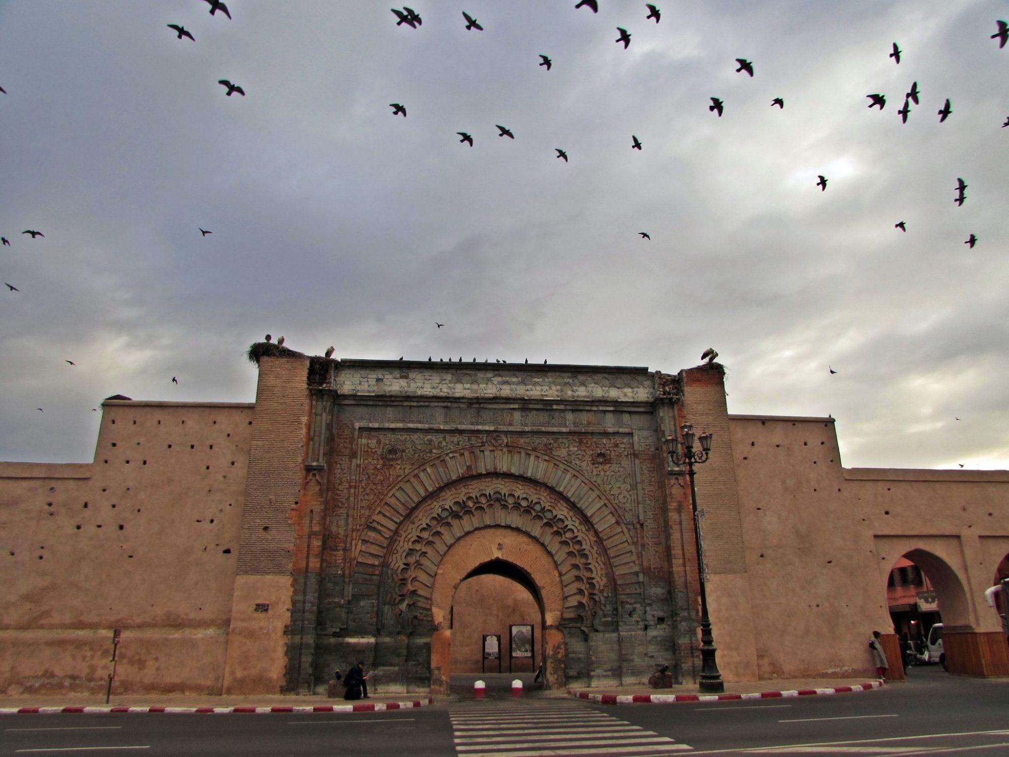 Puerta de Bab Agnaou