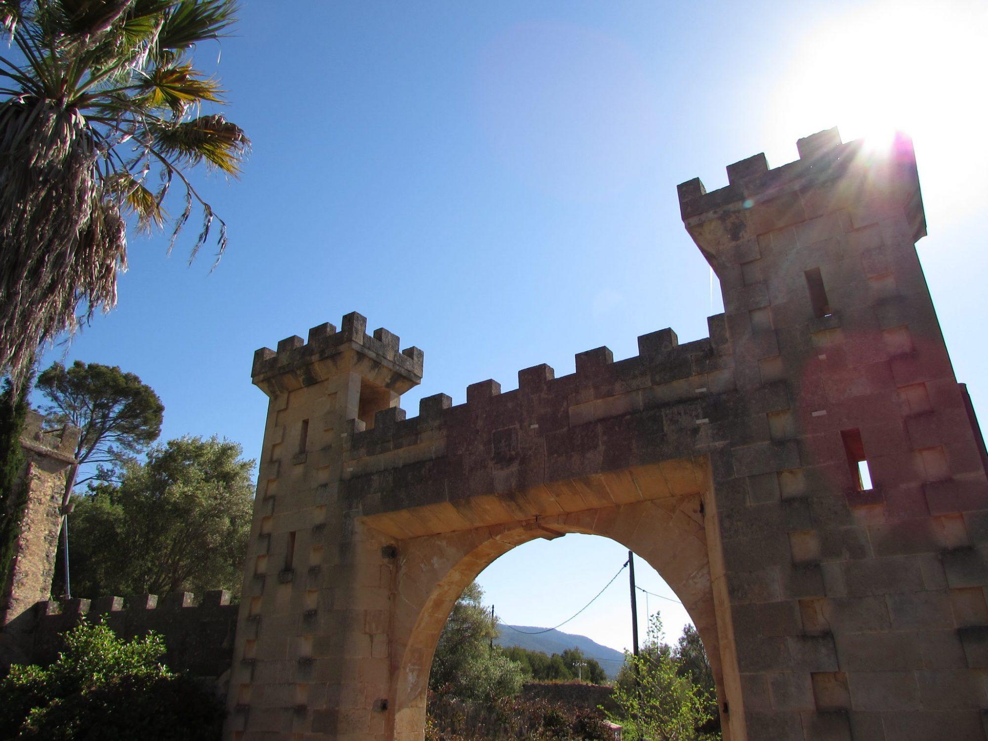 Puerta de Raixa