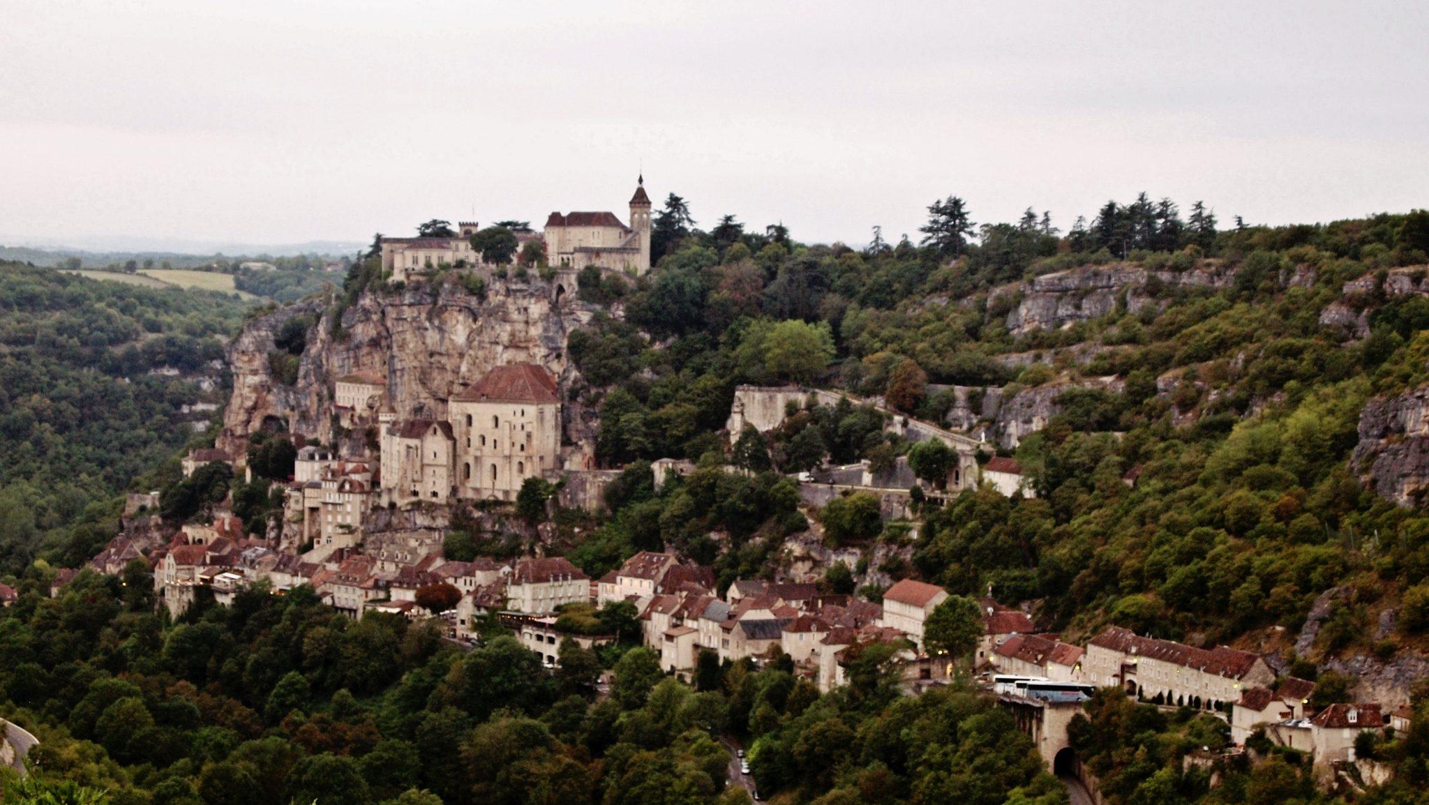 pueblos bonitos francia rocamadour