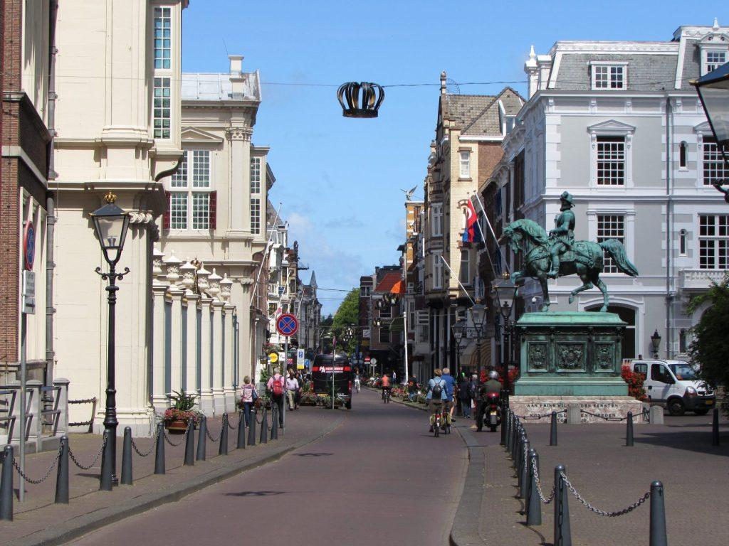 Calle Noordeinde - La Haya