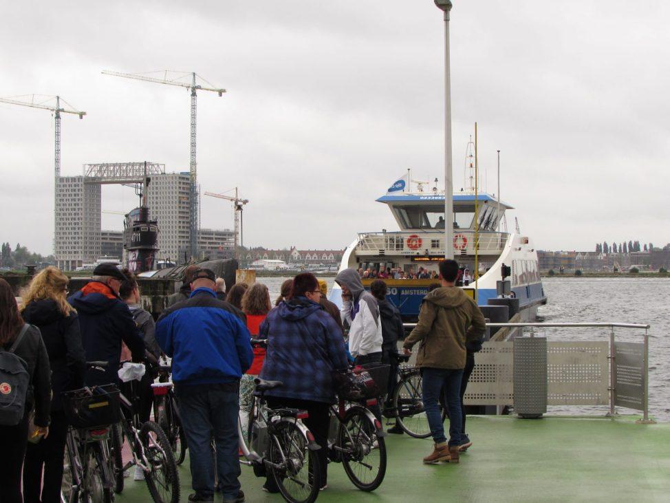 ferry amsterdam