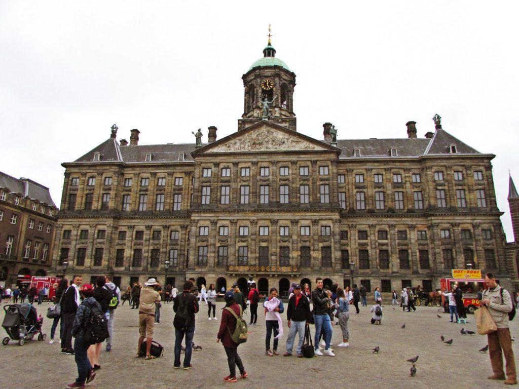 Plaza Dam, Amsterdam