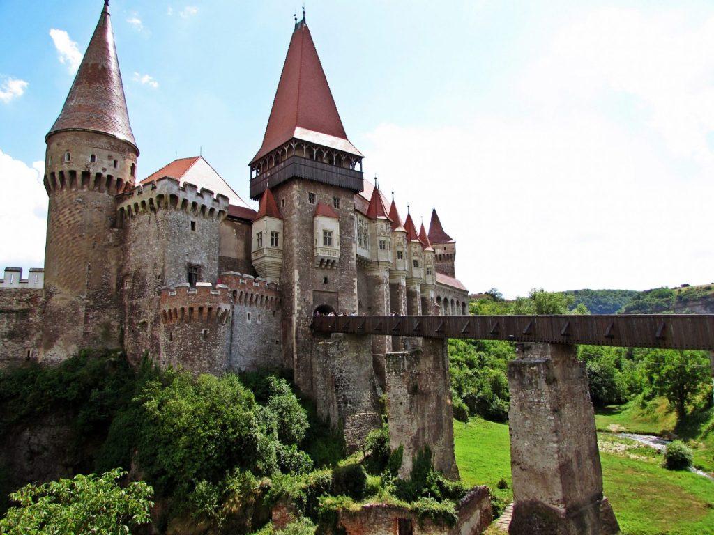 Castillo de Hunyad