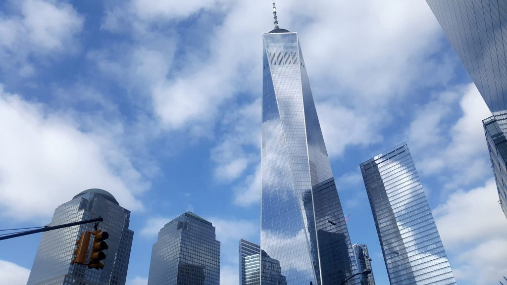 ONE WORLD TRADE nueva york
