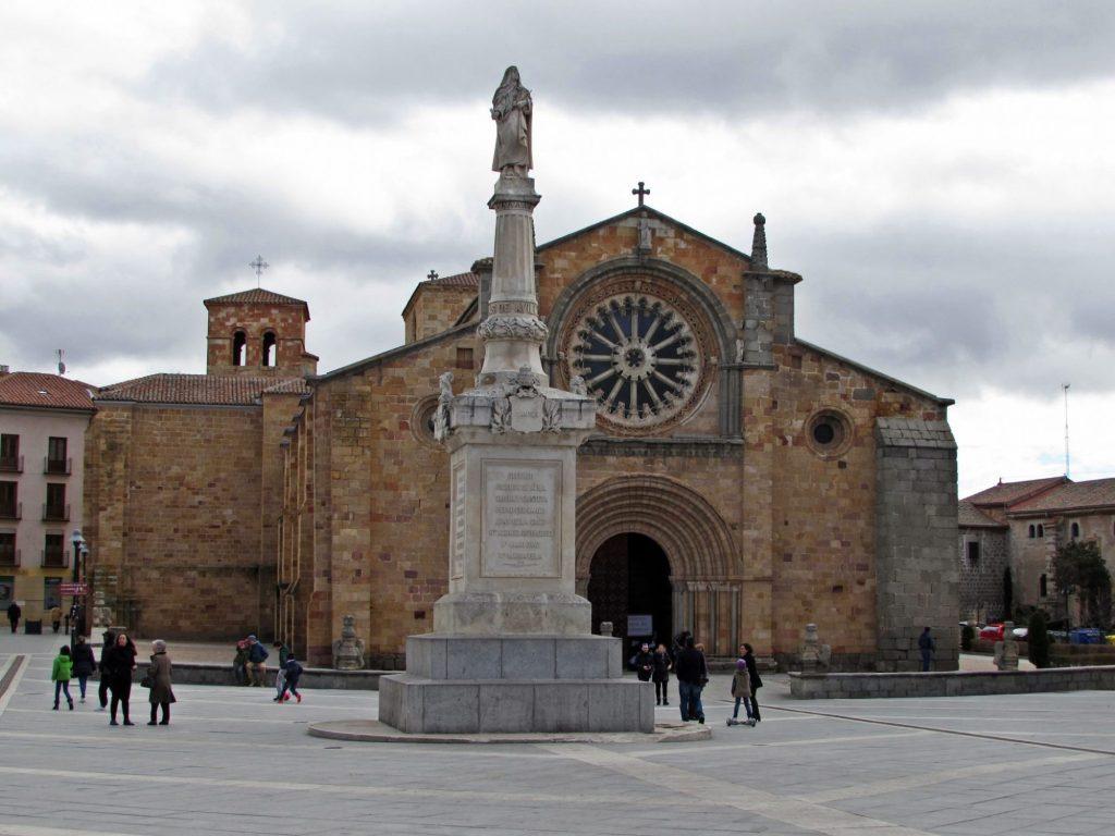 Iglesia de San Pedro, Ávila