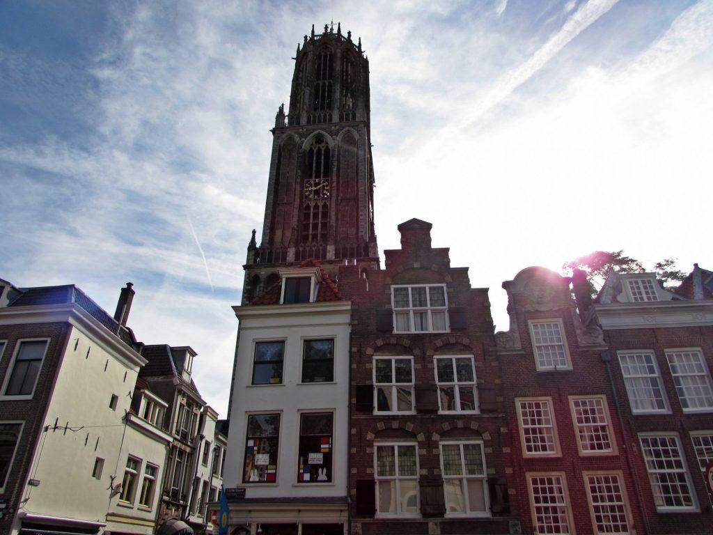 Torre Dom, el emblema de Utrecht.