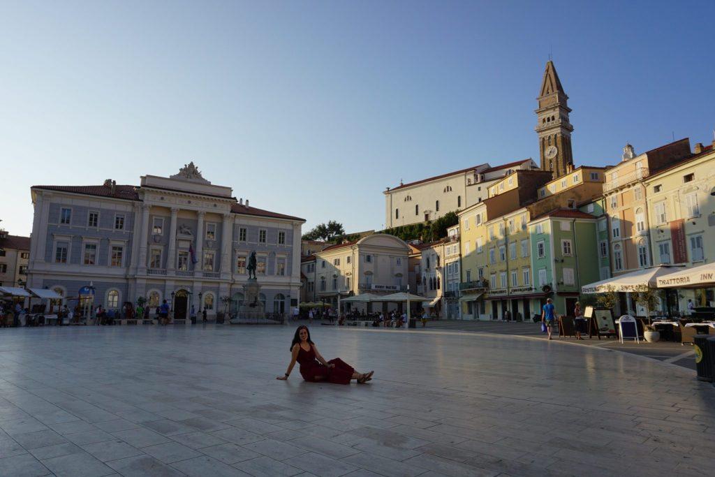 Plaza Tartini - Piran