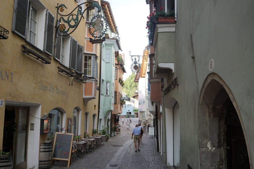 Calle de Chiusa -Klausen