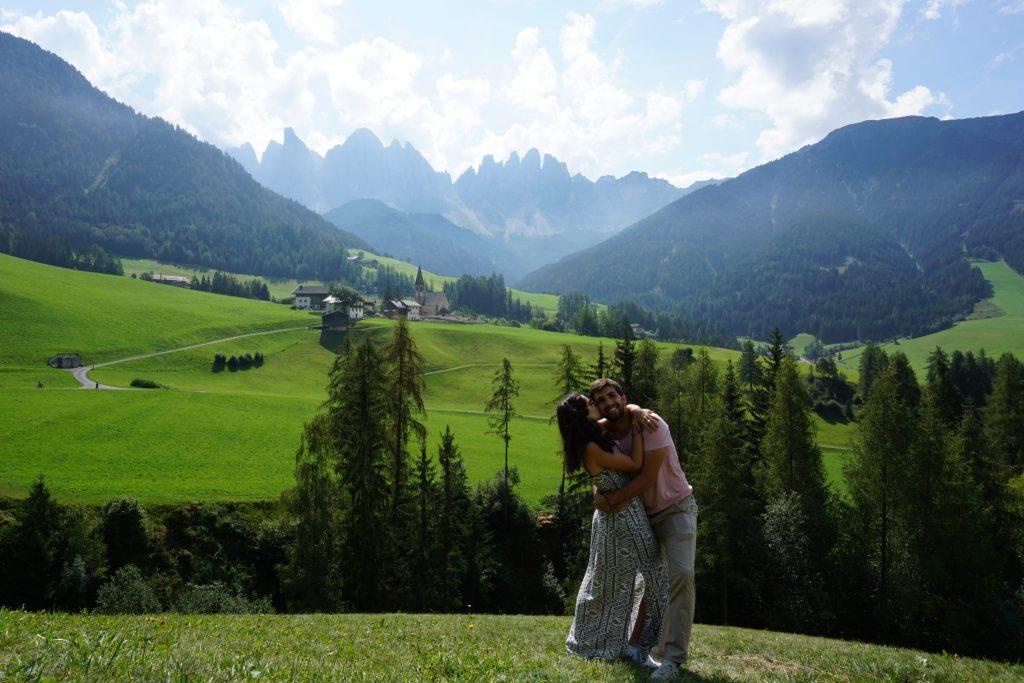 El Discreto Encanto de Viajar en los Dolomitas