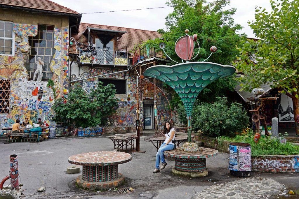 Metelkova mesto, Liubliana