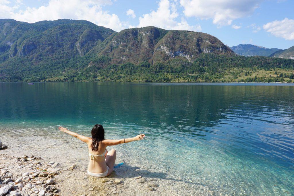 Maura Lago Bohinj, Eslovenia