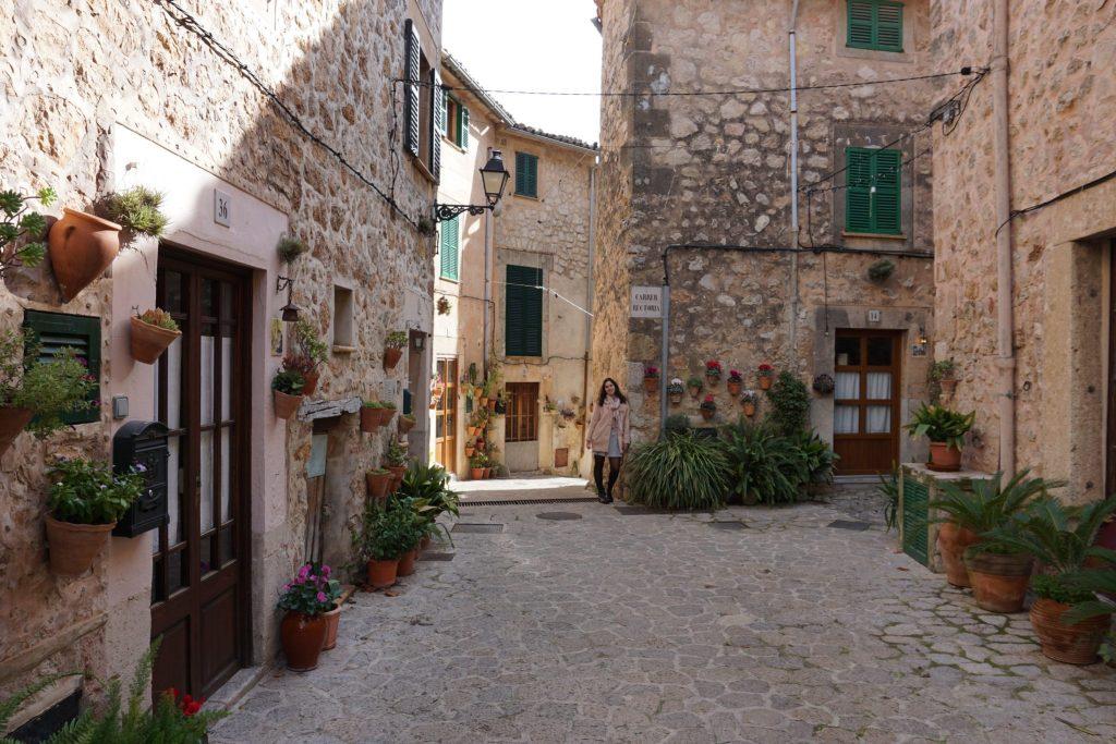 Valldemossa es uno de los pueblos más bonitos de Mallorca