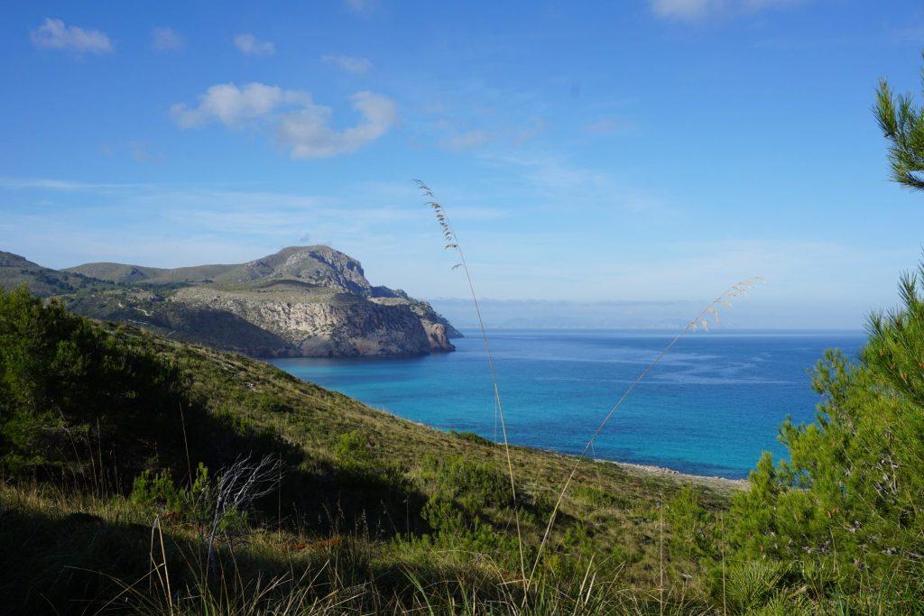 Cabo de Farrutx - peninsula de llevant
