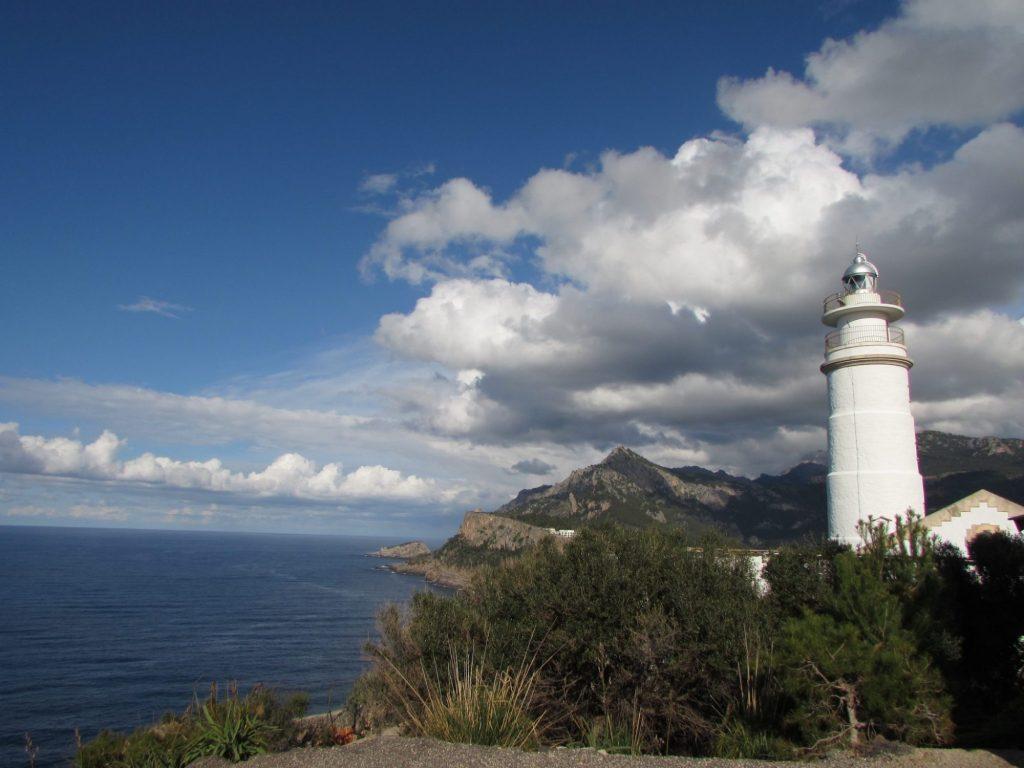 Faro de Cap Gros - Sóller