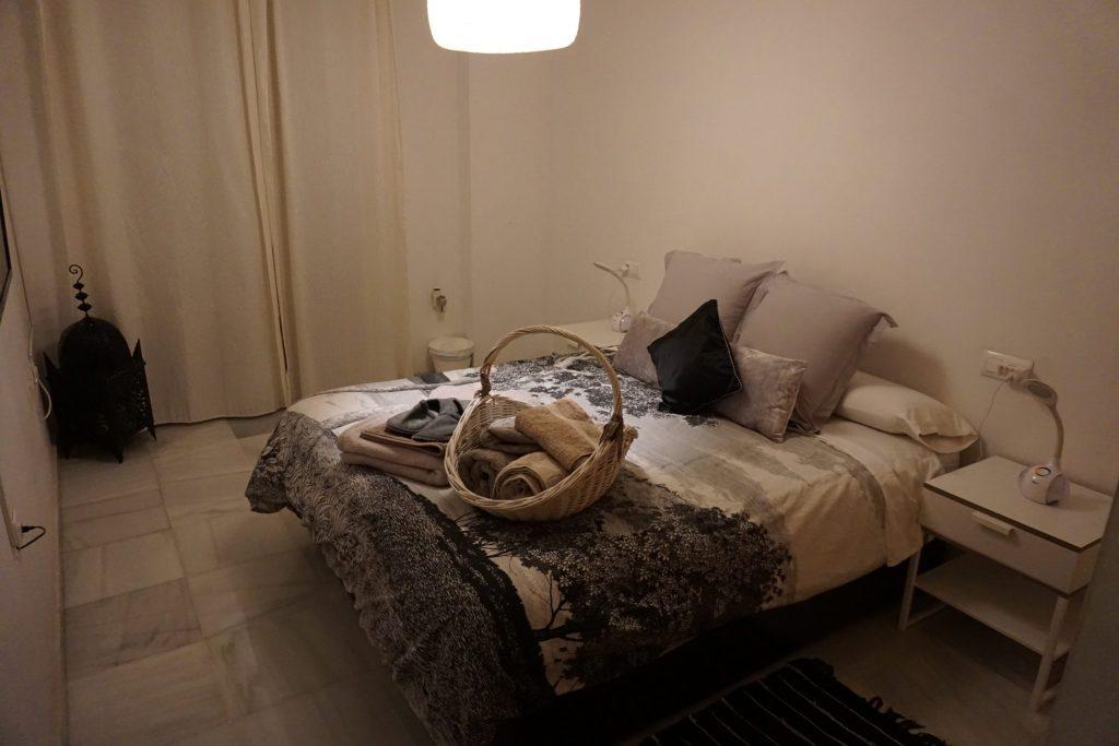 Alojamiento Airbnb en Málaga