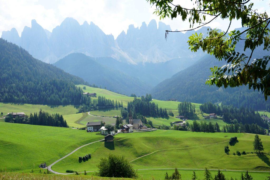Val di Funes - Dolomitas