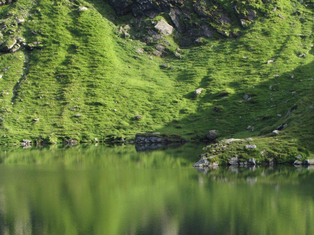 Lago Balea