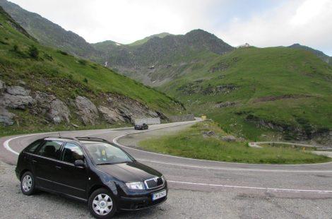 Alquilar coche en Rumania