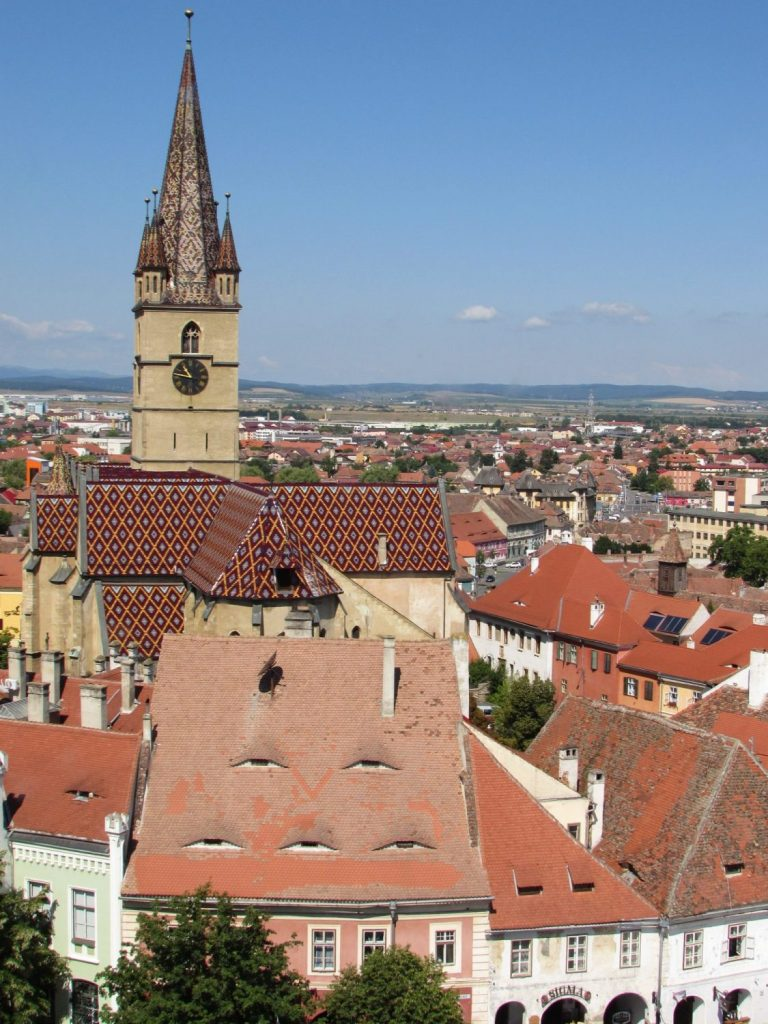 catedral evangelica de Sibiu