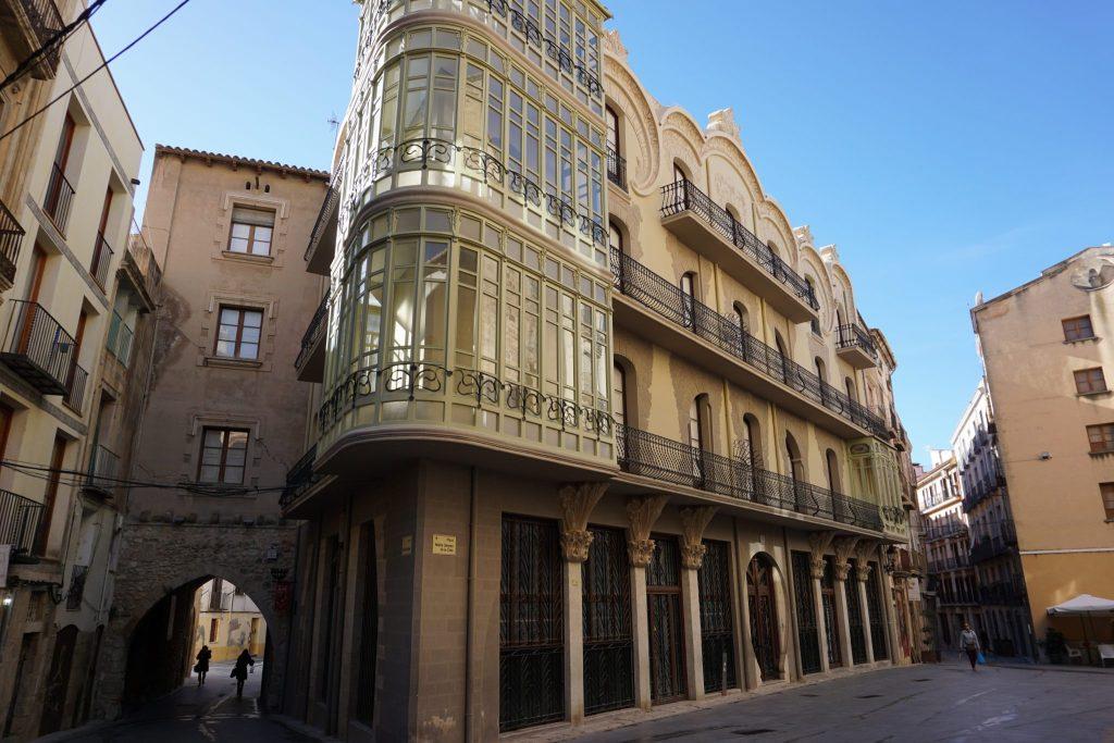 Modernismo en Tortosa