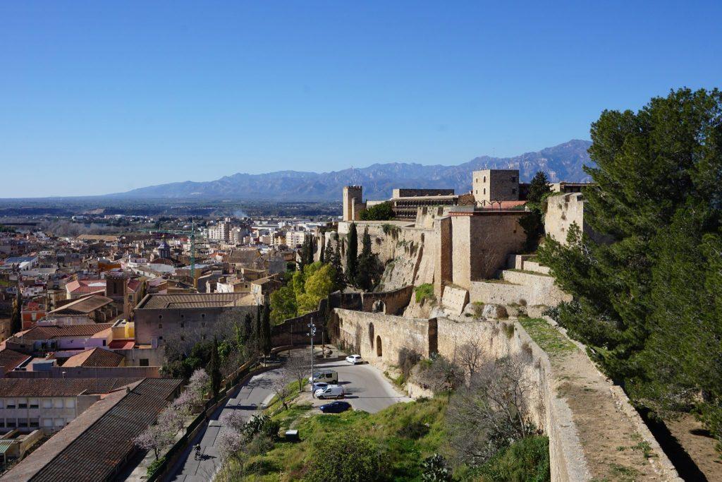 Castillo de la Suda, Tortosa