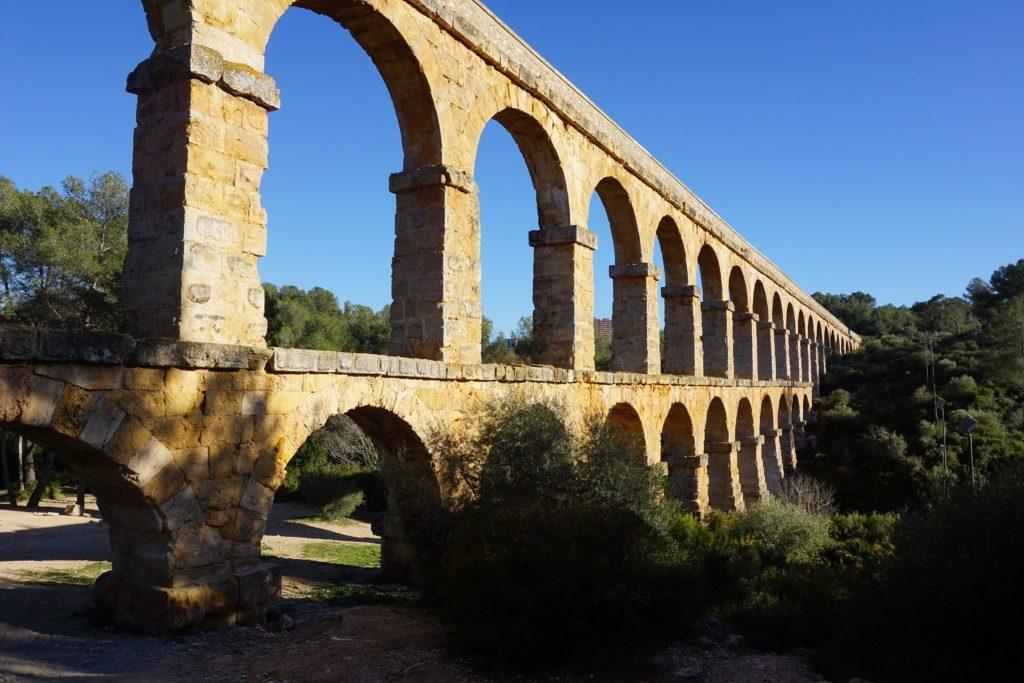 Acueducto Pont del Diable, Tarragona