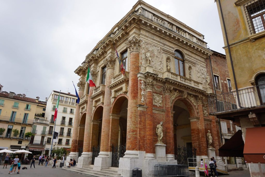 Loggia Capitaniato -Vicenza