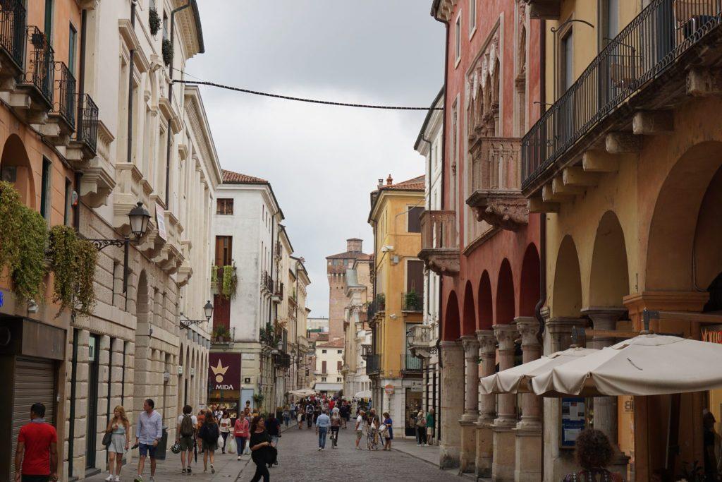 Corso Andrea Palladio, Vicenza