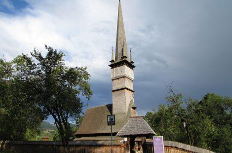 Iglesia de Surdesti, Maramures