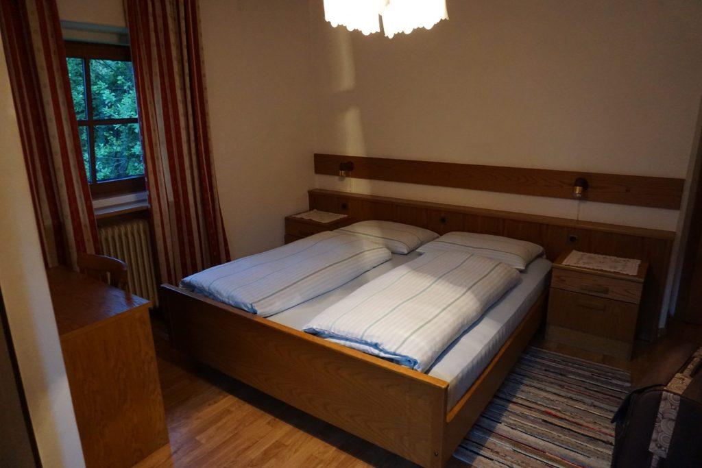 Donde dormir en los Dolomitas