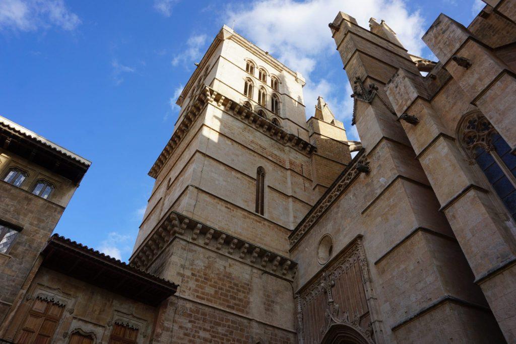 Campanario de La Seu, Palma