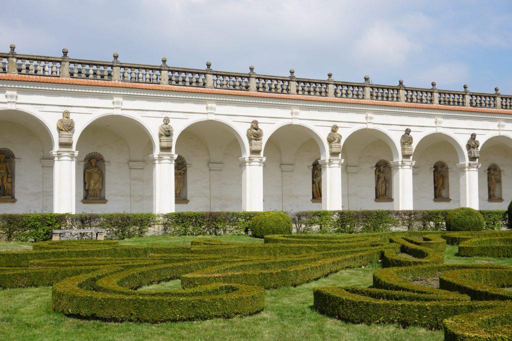 Jardines de Kromeriz