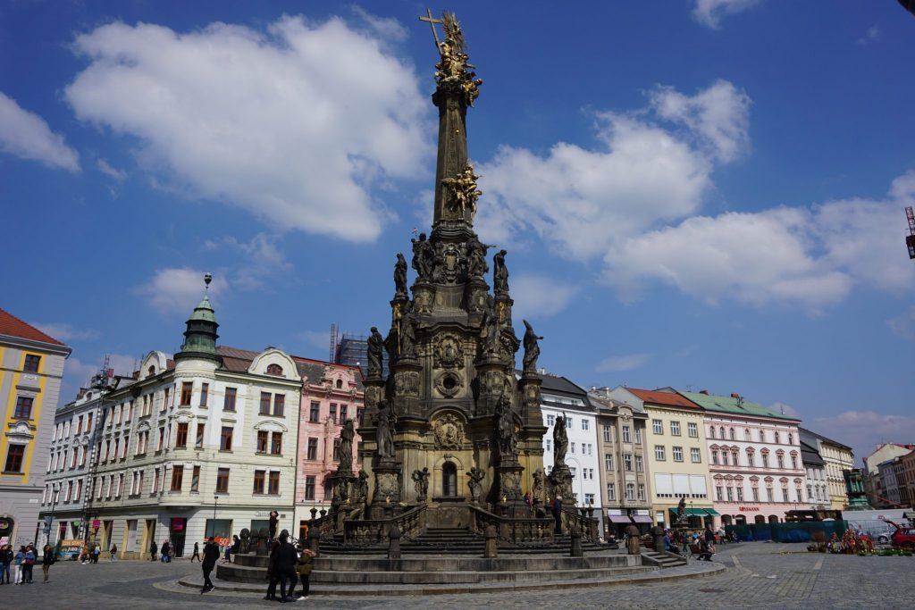 Olomouc, viaje a la República Checa
