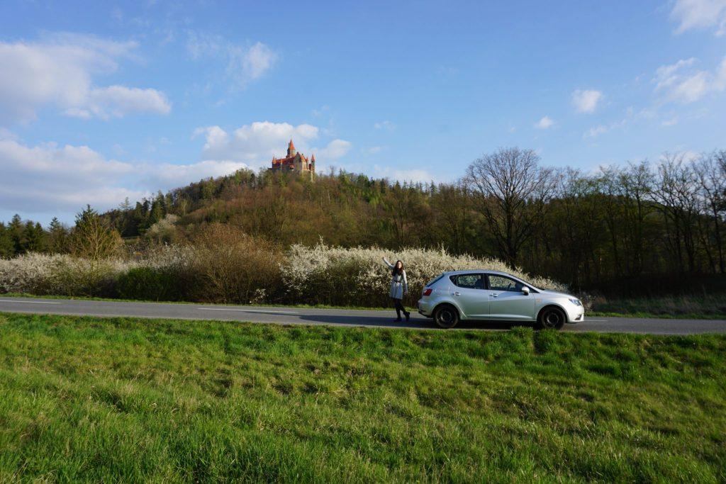 Alquiler de coche. Presupuesto República Checa