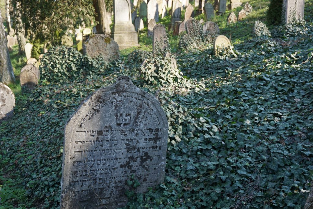 Cementerio judío de Trebic, República Checa