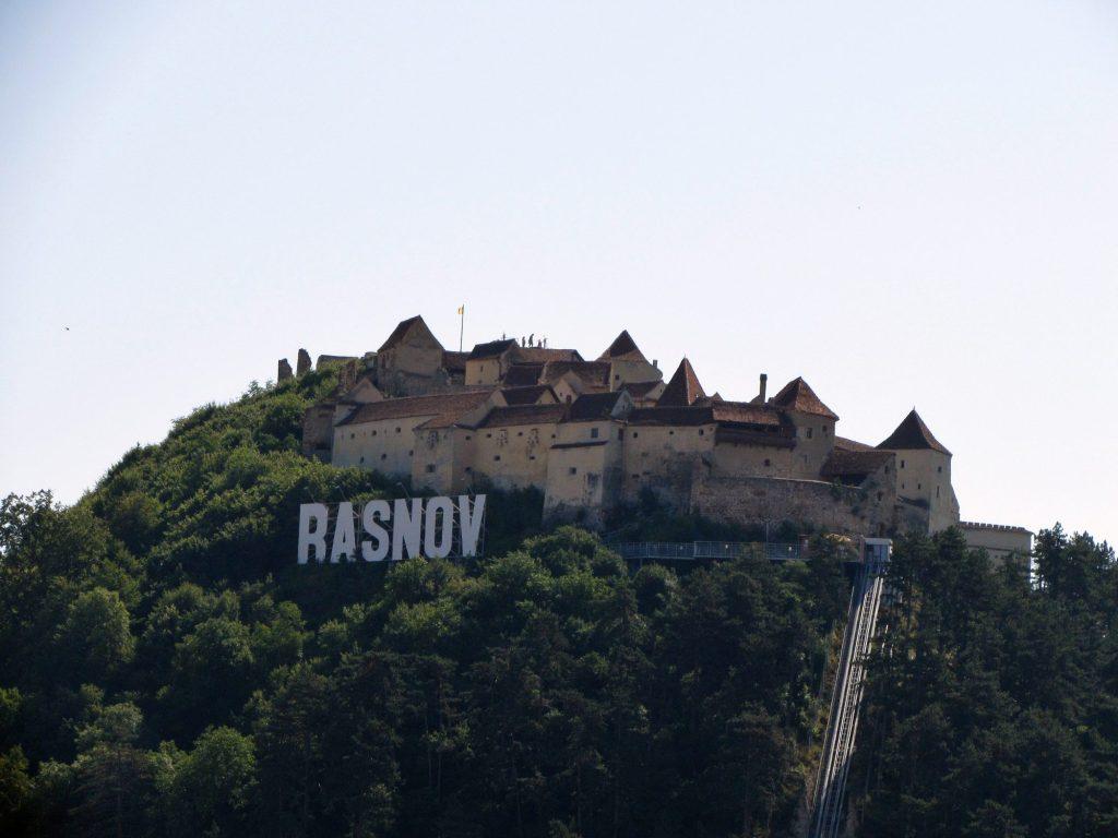Ciudadela de Rasnov, Rumania