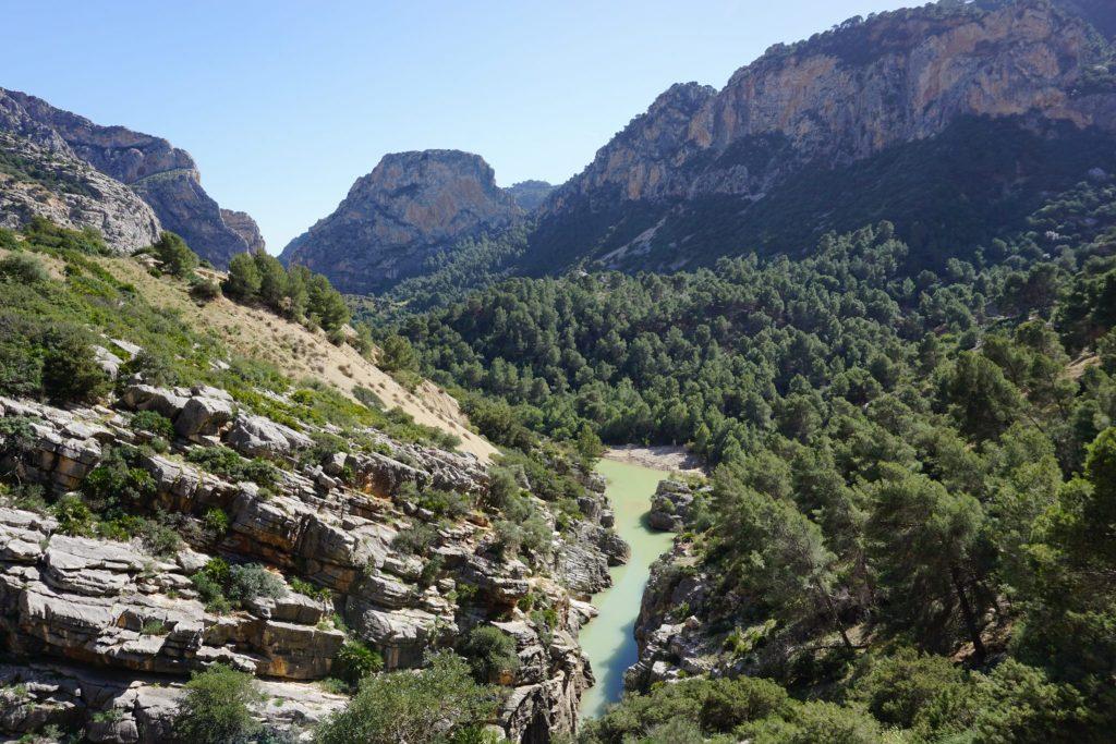 Valle del Hoyo, Caminito del Rey