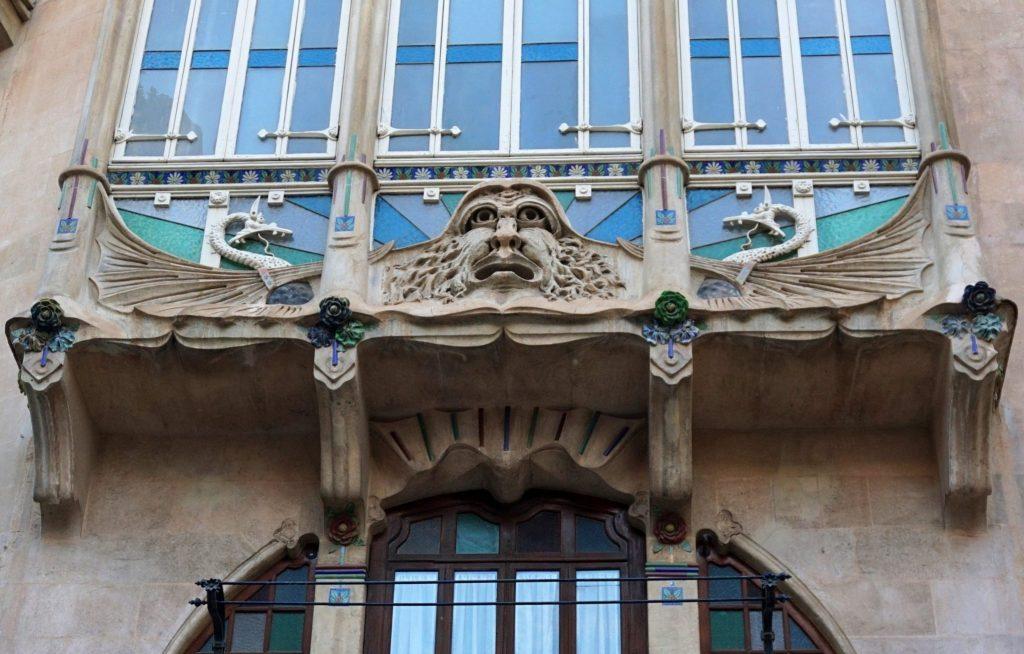 Art Nouveau en Palma