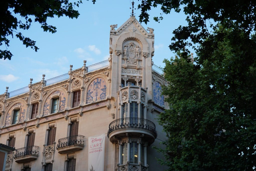 Gran Hotel de Palma - Modernismo