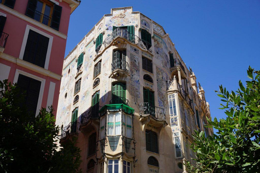 Can Forteza Rey - Ruta modernista por el centro de Palma